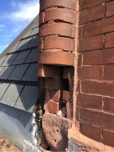 tuckpoint brickwork repair