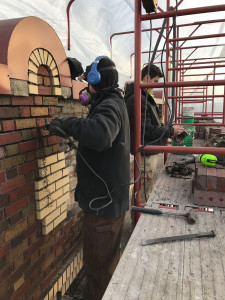 masonry brick repair